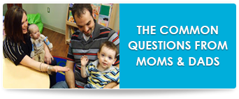The Common Questions For Moms & Dads