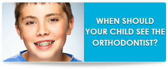 when should my child visit a kansas city orthodontist
