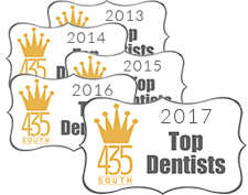 top dentist in 2013 and 2014