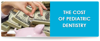 cost of pediatric dentistry