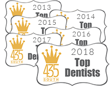 top dentist in 2018