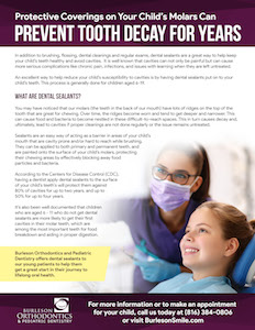 protect your childs molars