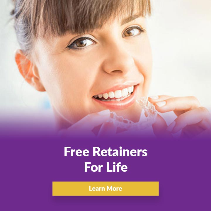 free retainers for life